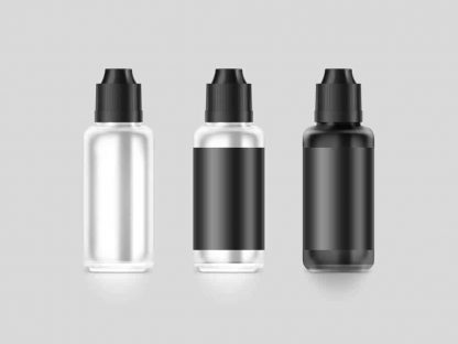 nicotine shots 20 mg