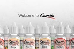 Capella Flavours for self mixing 10, 30 and 50 ml